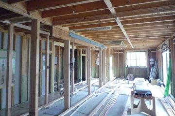 木造住宅耐震補強リフォーム