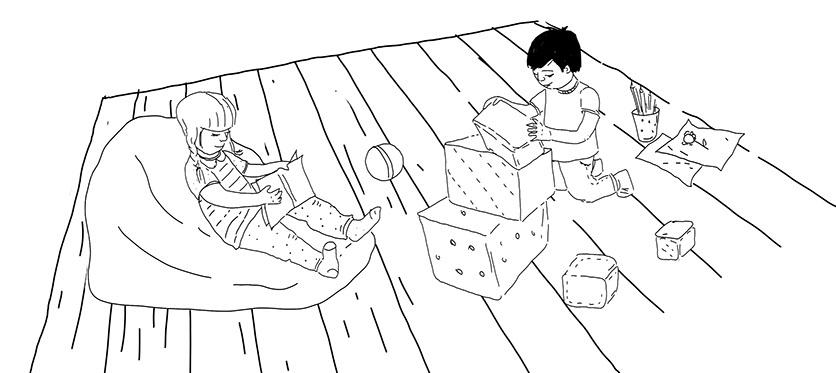 床暖房にリフォーム