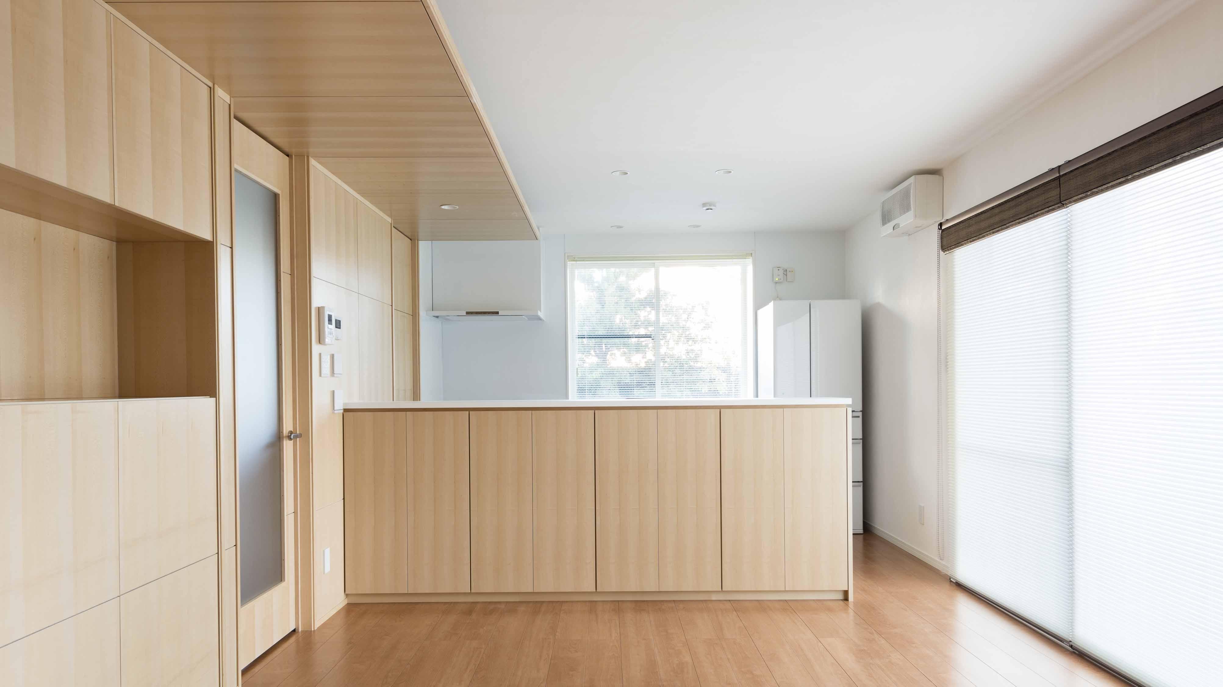 対面キッチンの種類とメリット・デメリット   on2 architects