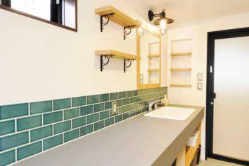 ランドリールーム・洗濯室